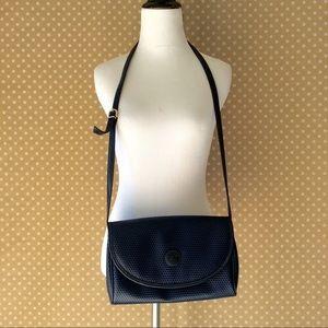 Liz Claiborne purse navy blue